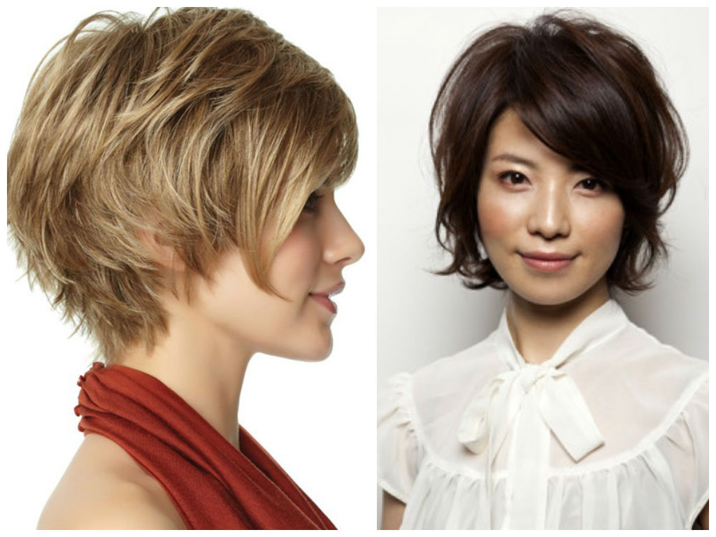 Haircuts That Cover Your Ears For Medium Length – Hair World Magazine Within Pixie Layered Short Haircuts (View 8 of 25)