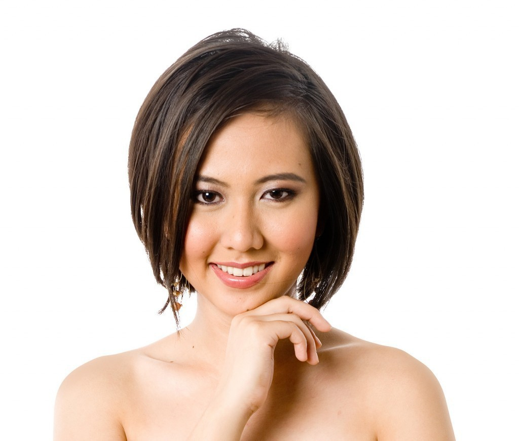 Hairstyle For Round Face Asian Fresh Short Hairstyles For Round In Short Hairstyles For Asian Round Face (View 18 of 25)