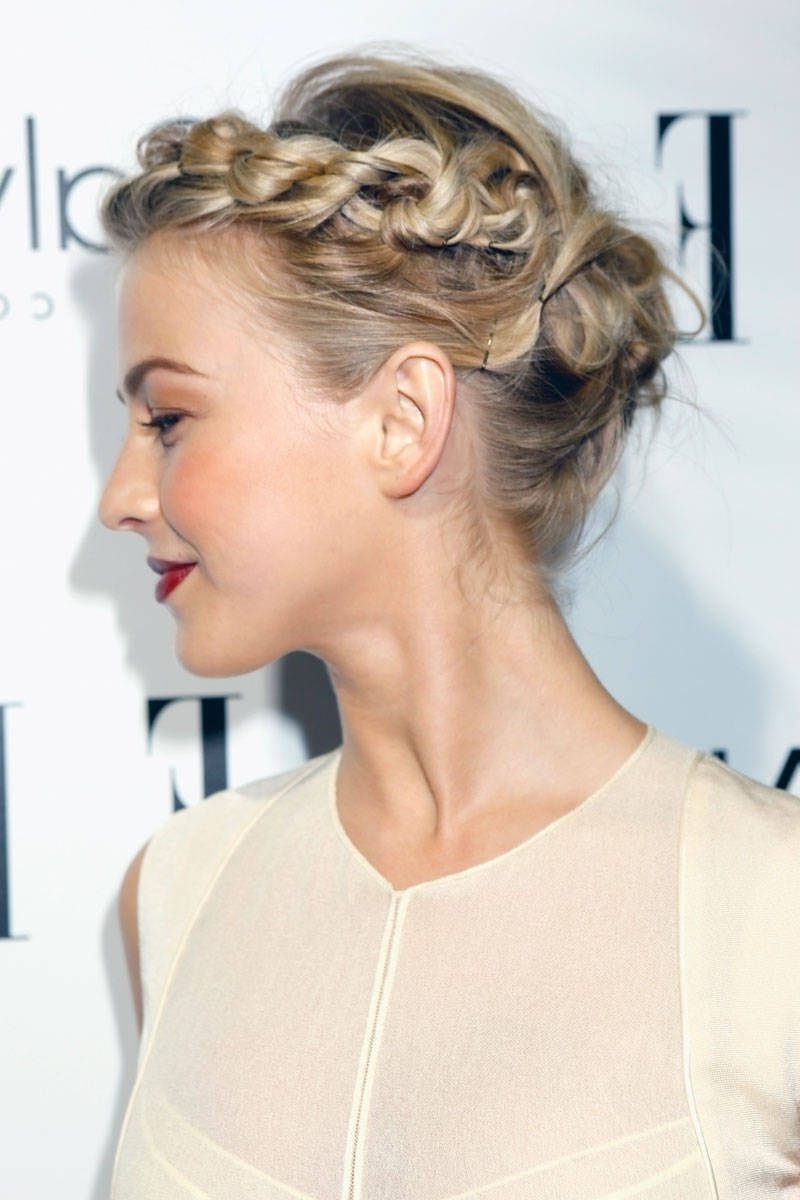 Hairstyle For Short Hair Wedding Guest 11 Best Wedding Hairstyles With Hairstyles For Short Hair Wedding Guest (View 7 of 25)