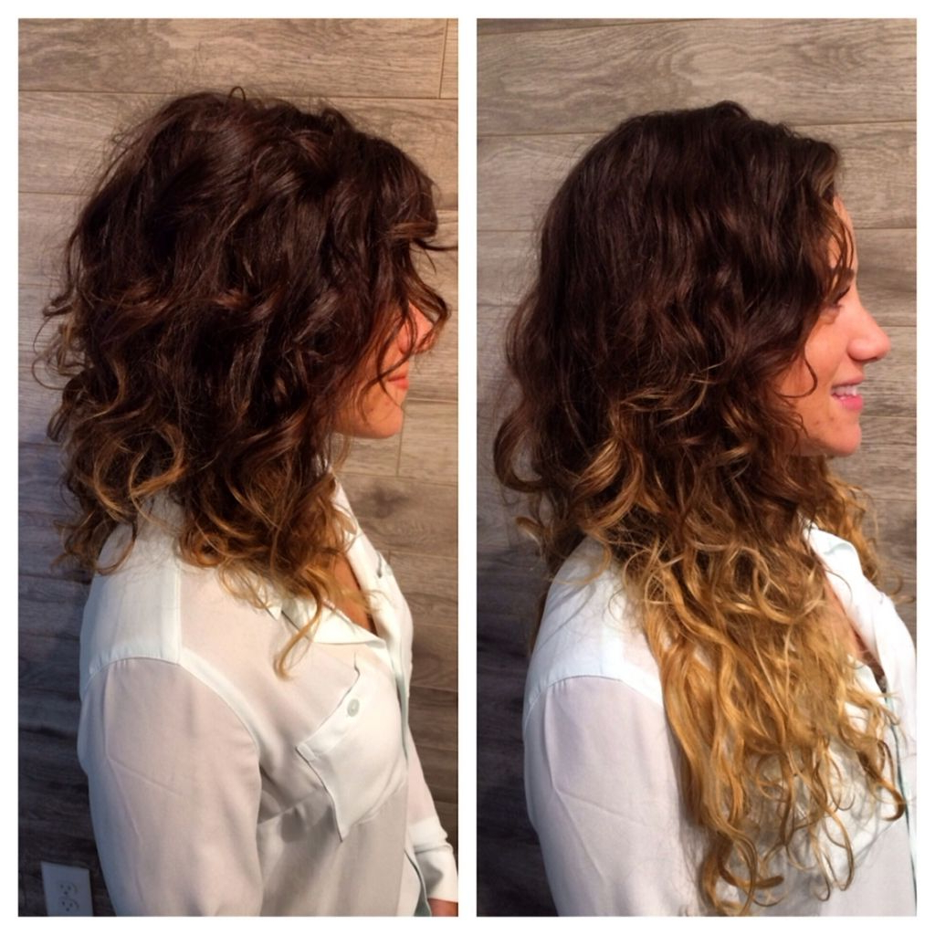 Hairstyle Galleries For Women | Stylin': Hair & Makeup | Pinterest Pertaining To Curly Angled Bob Hairstyles (View 11 of 25)