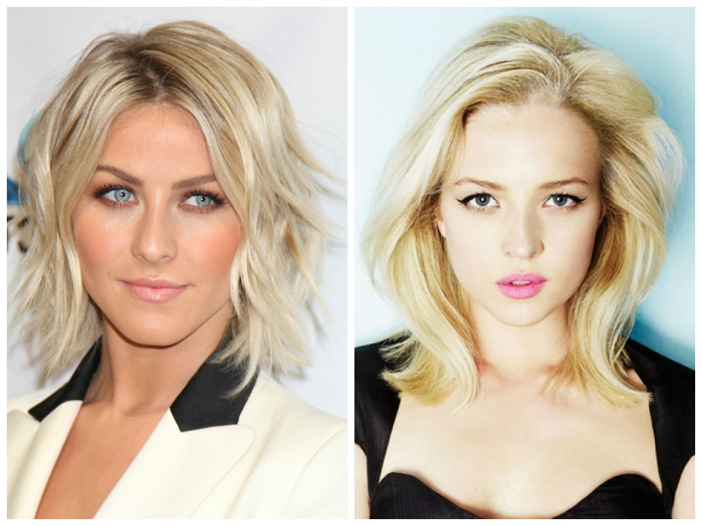 Hairstyle Ideas For A Prominent Chin – Hair World Magazine Regarding Short Hairstyles For Pointy Chins (View 3 of 25)