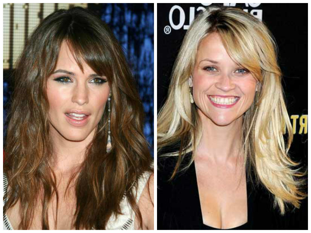 Hairstyle Ideas For A Prominent Chin – Hair World Magazine With Short Haircuts For High Cheekbones (View 14 of 25)