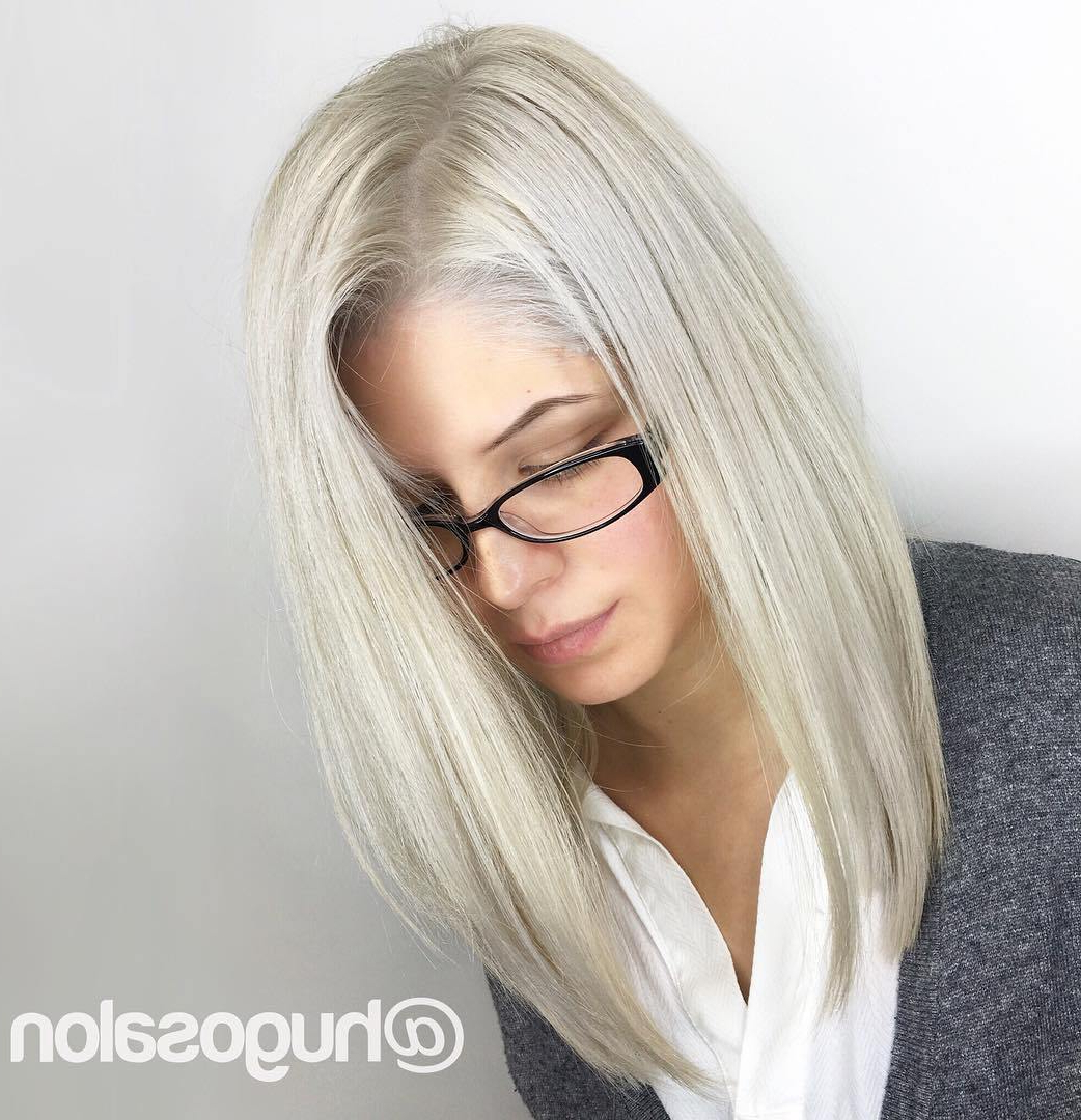 Hairstyles And Haircuts For Thin Hair In 2018 — Therighthairstyles Intended For Easy Care Short Hairstyles For Fine Hair (View 19 of 25)