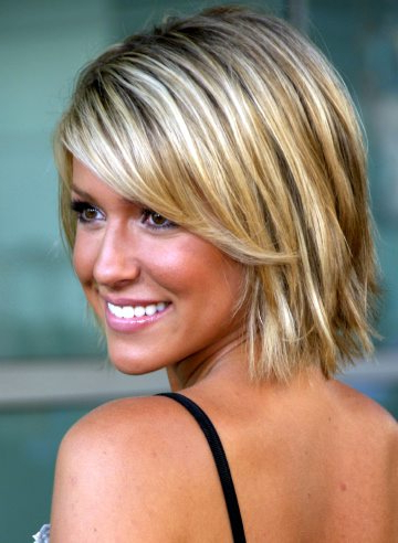 Hairstyles Bogel For Short To Medium Feminine Layered Haircuts (View 21 of 25)