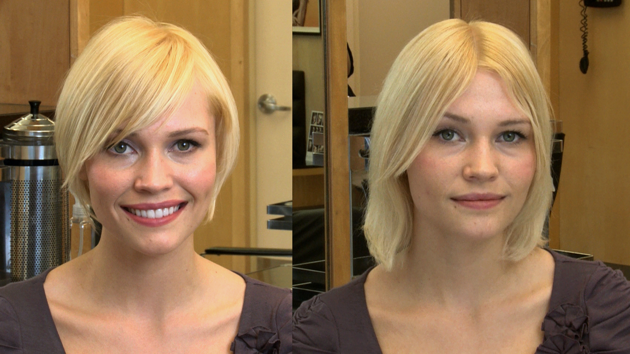 Hairstyles For A Square Face Shape   Haircuts, Squares And Shapes In Short Haircuts For A Square Face Shape (View 1 of 25)