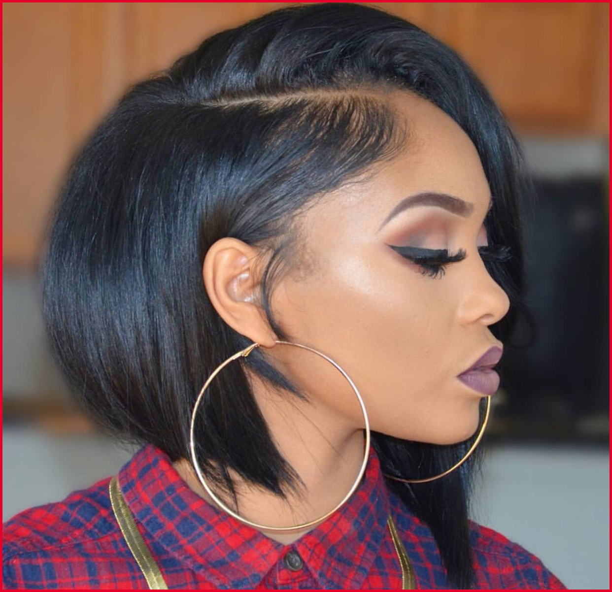 Hairstyles For Black Girls With Short Hair 182709 70 Best Short Within Cute Short Hairstyles For Thin Hair (View 19 of 25)