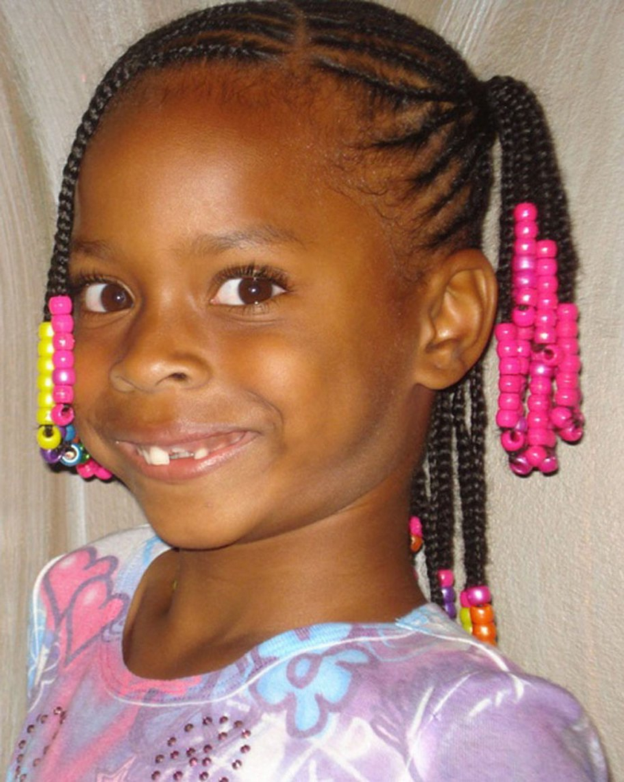 Hairstyles For Black Girls With Short Hair – Leymatson With Short Haircuts For Black Teens (View 12 of 25)