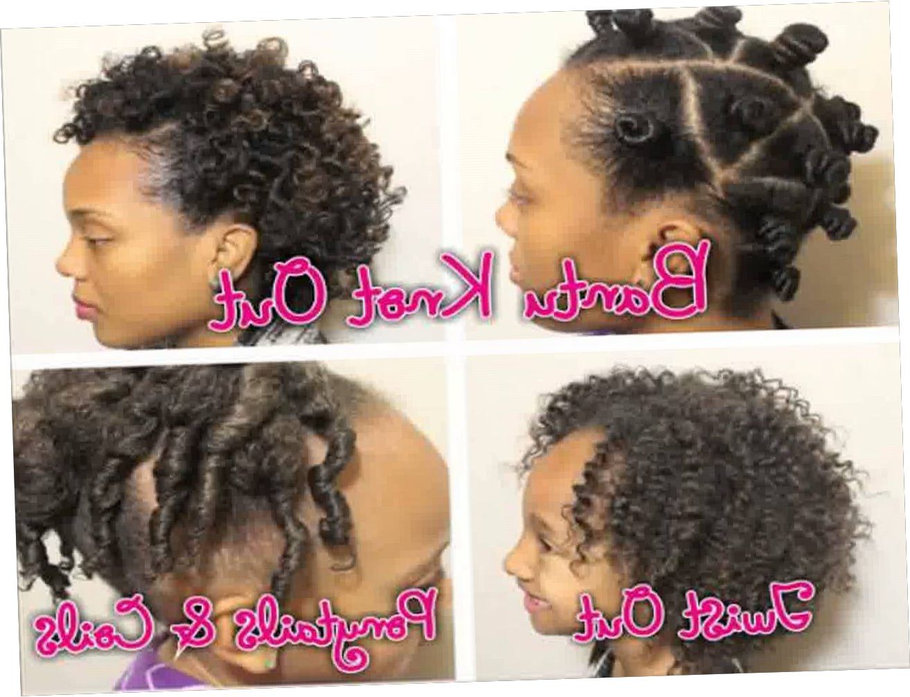 Hairstyles For Black Kids With Natural Hair – Hairstyle Fo? Women With Regard To Short Haircuts For Natural African American Hair (View 25 of 25)
