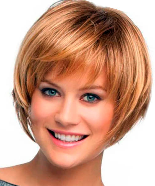 Hairstyles For Bobs: Thick Hair And Fine Hair (View 17 of 25)