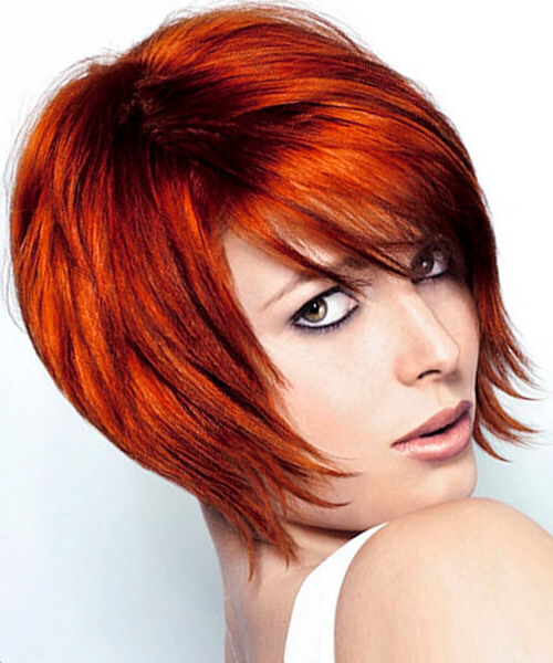 Hairstyles For Bobs: Thick Hair And Fine Hair (View 15 of 25)