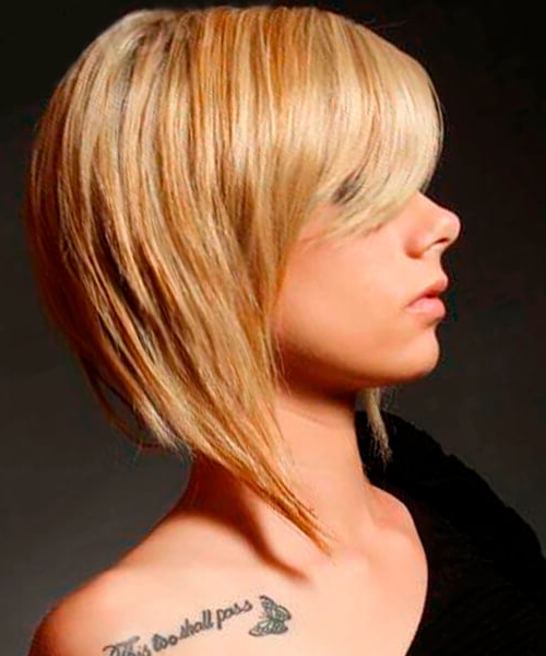 Hairstyles For Bobs: Thick Hair And Fine Hair (View 9 of 25)