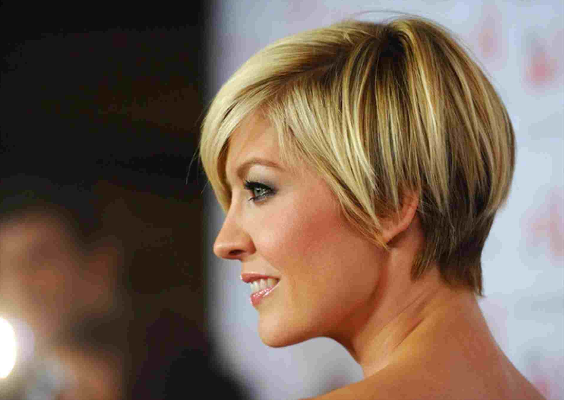 Hairstyles For Fat Women Over 40 Trend Hairstyle And Haircut For Short Hairstyles For Women Over 40 With Thin Hair (View 20 of 25)