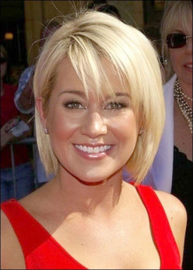 Hairstyles For Fine Straight Hair Over 40 #womenhairstylesstraight Regarding Short Hairstyles Fine Hair Over  (View 7 of 25)