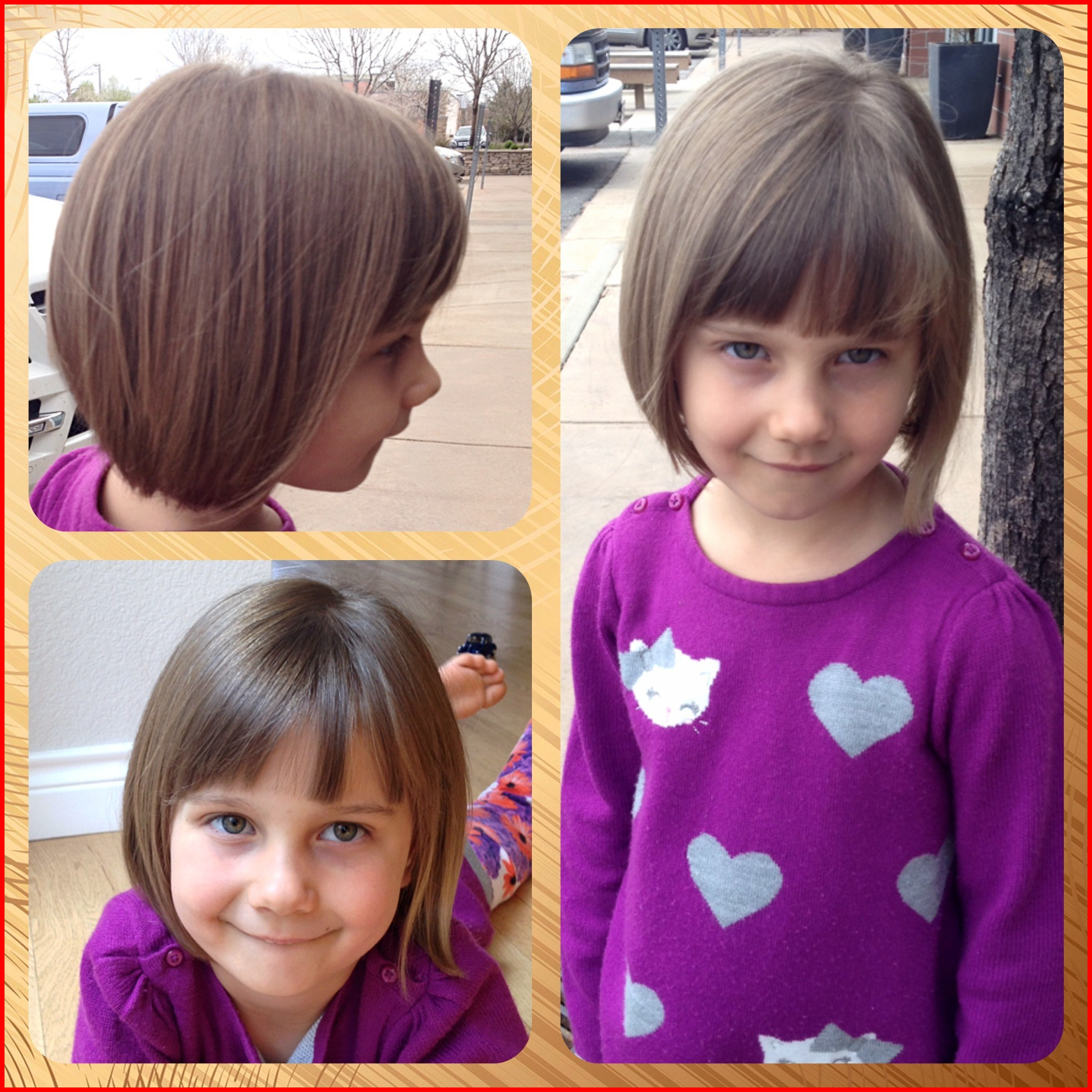 Hairstyles For Little Girls With Short Hair 228679 Short Hairstyle Within Little Girl Short Hairstyles Pictures (View 20 of 25)
