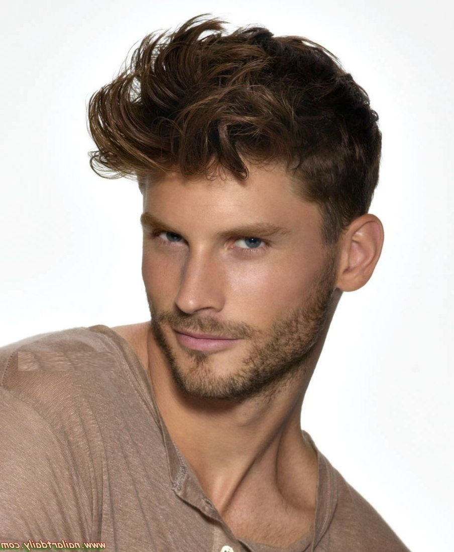 Hairstyles For Men,hairstyle For Men,men Hairstyle,men Hairstyle With Regard To Short Straight Hairstyles For Men (View 22 of 25)