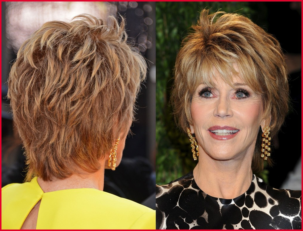 Hairstyles For Oval Faces Over 50   Short Hairstyles Amazing Short Throughout Medium To Short Hairstyles Over (View 12 of 25)
