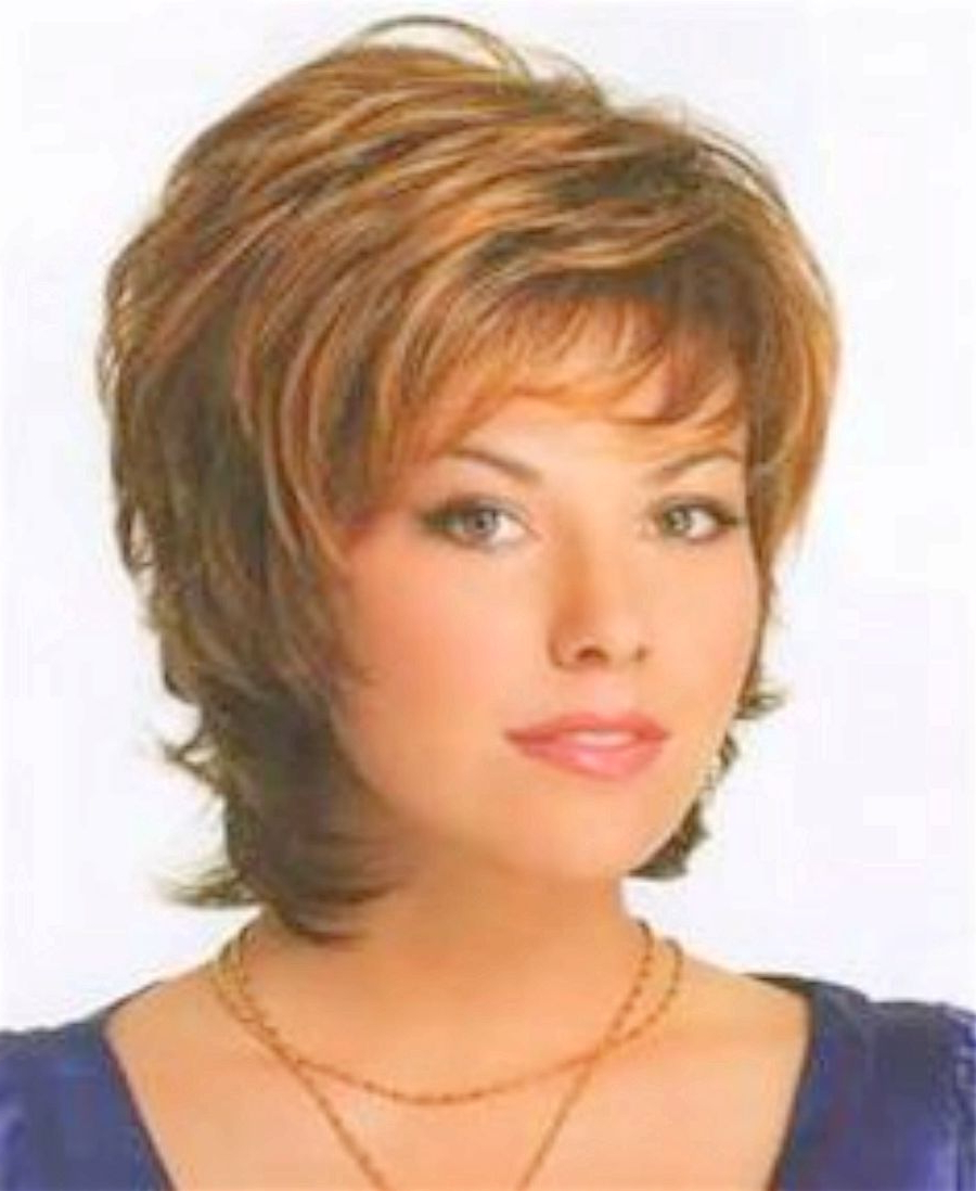Hairstyles For Plus Size Women – Leymatson Inside Short Haircuts For Curvy Women (View 24 of 25)