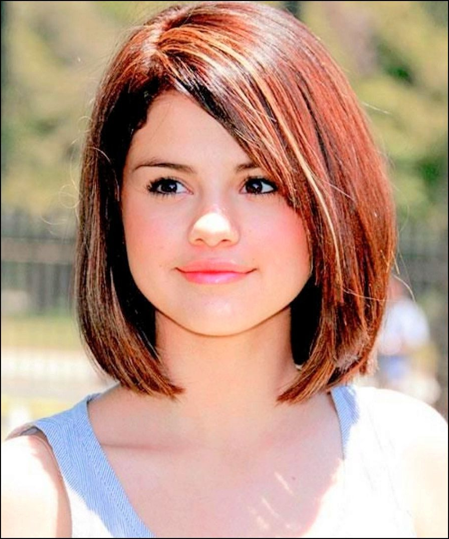 Hairstyles For Round Face Short Neck Archives Women Medium Haircut In Short Haircuts For Women Round Face (View 19 of 25)