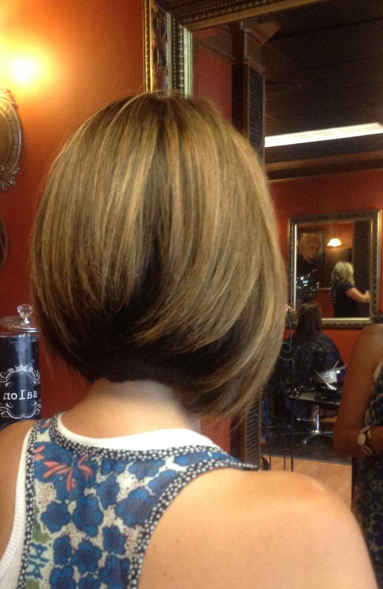 Hairstyles For Short Hair Easy Shoulder Length Straight Unique 10 Throughout Inverted Bob Short Haircuts (View 11 of 25)