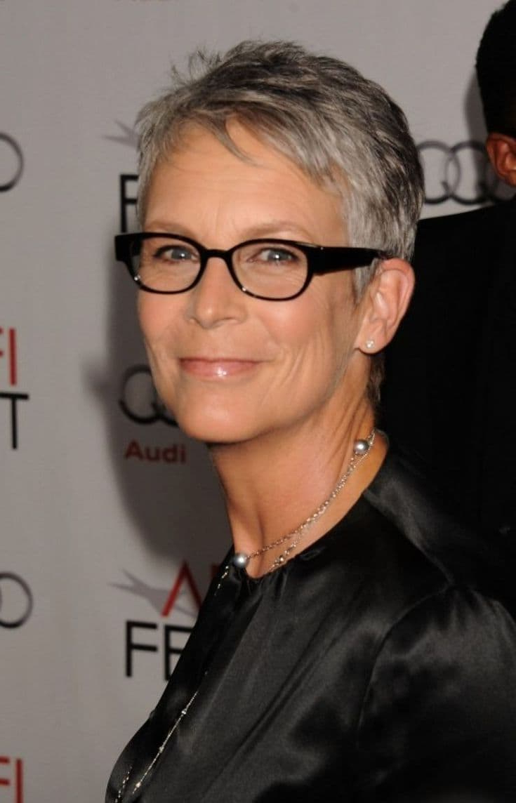Hairstyles For Women Over 60 With Glasses | Womens Hairstyles Intended For Short Hairstyles For Ladies With Glasses (View 16 of 25)