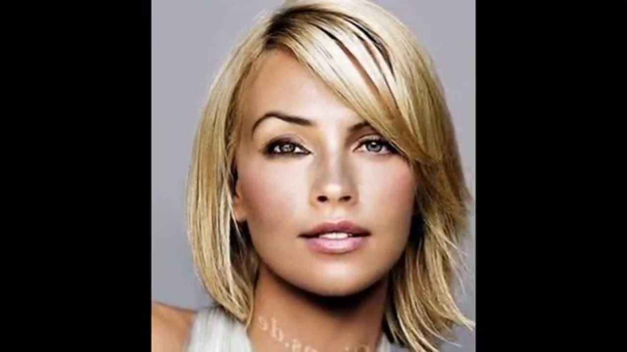 Featured Photo of Short Haircuts For Large Foreheads