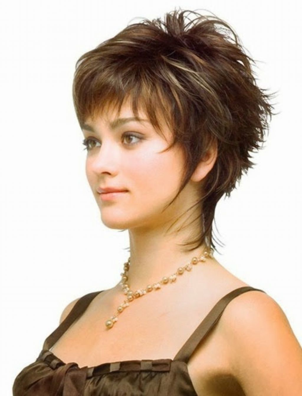 Hairstyles, Short Hairstyles For Fine Hair Fat Face Short Hairstyle Within Short Hairstyles For Fine Hair And Fat Face (View 2 of 25)