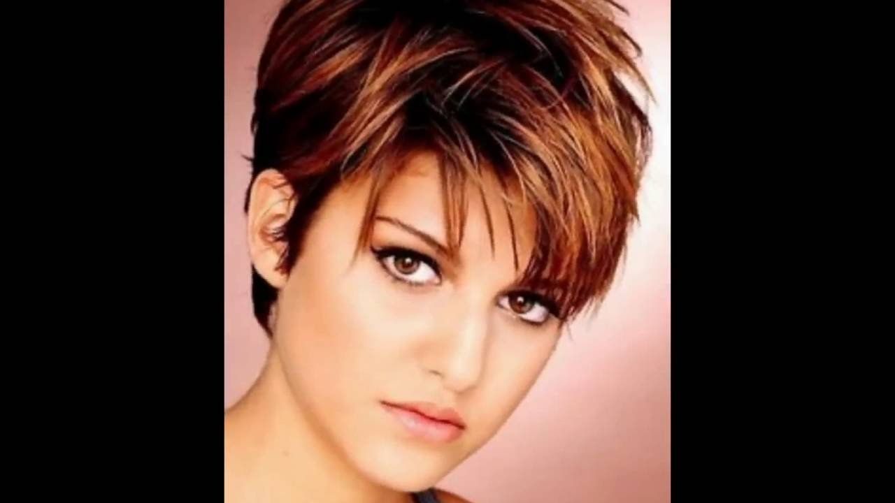 Hairstyles Thick Curly Frizzy Hair ? Short Hairstyles For Thick Inside Short Medium Haircuts For Thick Hair (View 11 of 25)