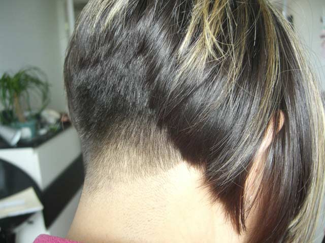 Hairxstatic: Short Back & Bobbed [Gallery 4 Of 6] Pertaining To Short Bob Hairstyles With Tapered Back (View 16 of 25)