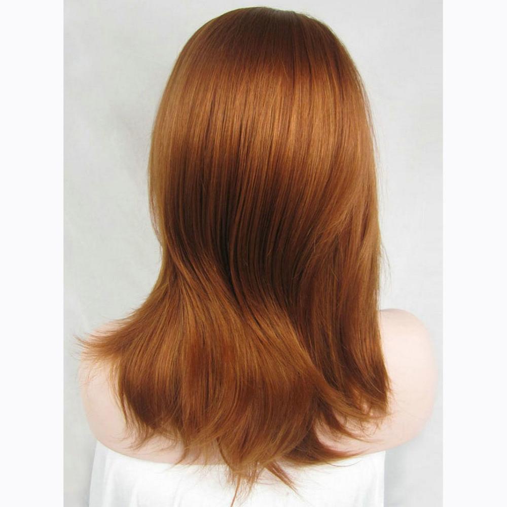 Handmade Fashion Light Brown Medium Bob Lace Front Wig Natural Wavy Inside Soft Brown And Caramel Wavy Bob Hairstyles (View 24 of 25)