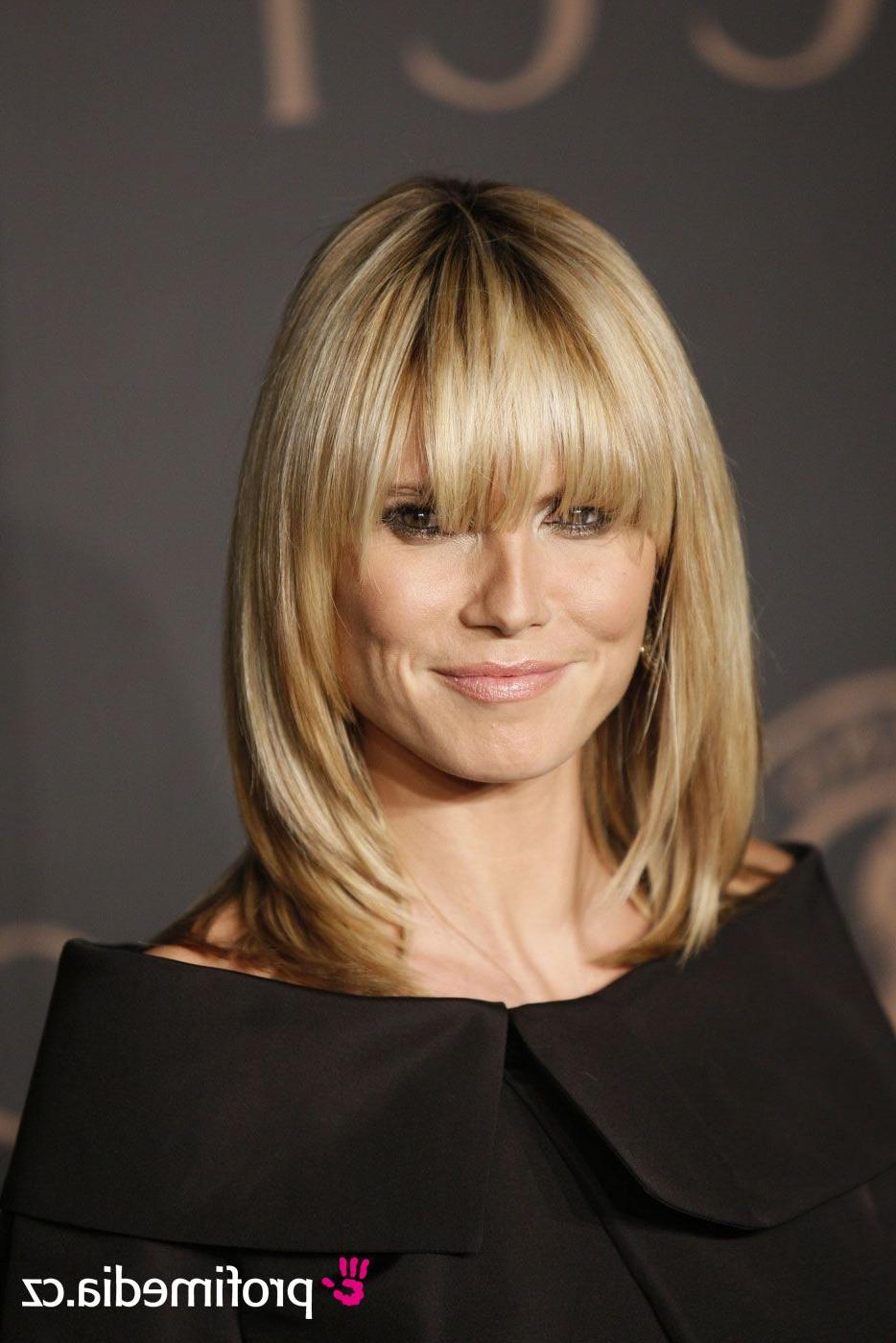 Heidi Klum – – Hairstyle – Easyhairstyler | Hair Style & Makeup Regarding Heidi Klum Short Haircuts (View 16 of 25)