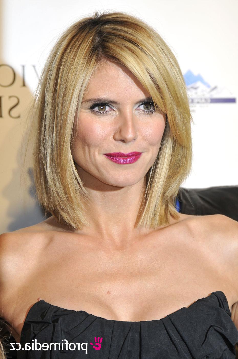 Heidi Klum – – Hairstyle – Easyhairstyler Pertaining To Heidi Klum Short Haircuts (View 21 of 25)