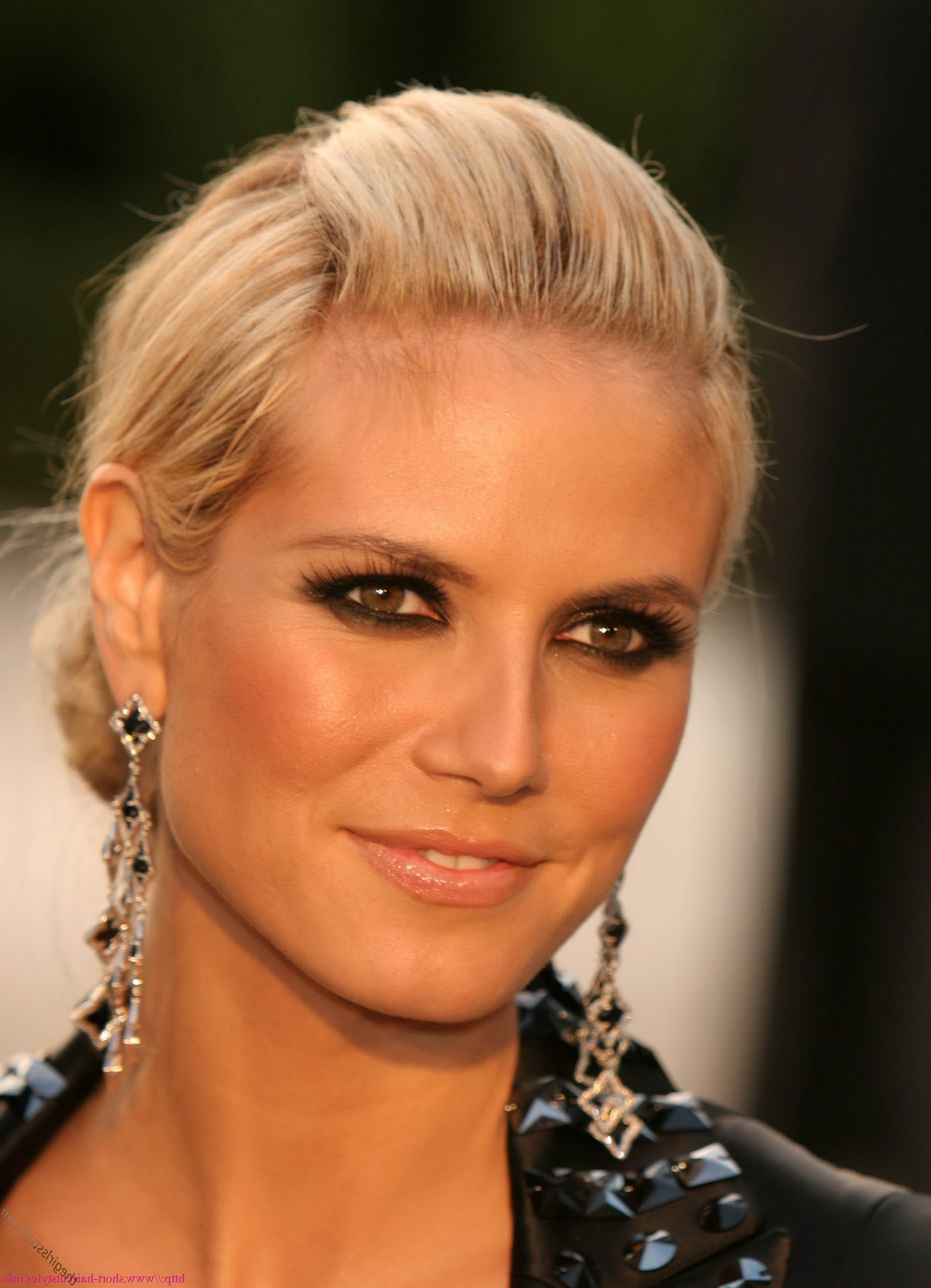 Heidi Klum Hairstyles 9 | Hairstyles And Fashion Inspirations With Heidi Klum Short Haircuts (View 5 of 25)