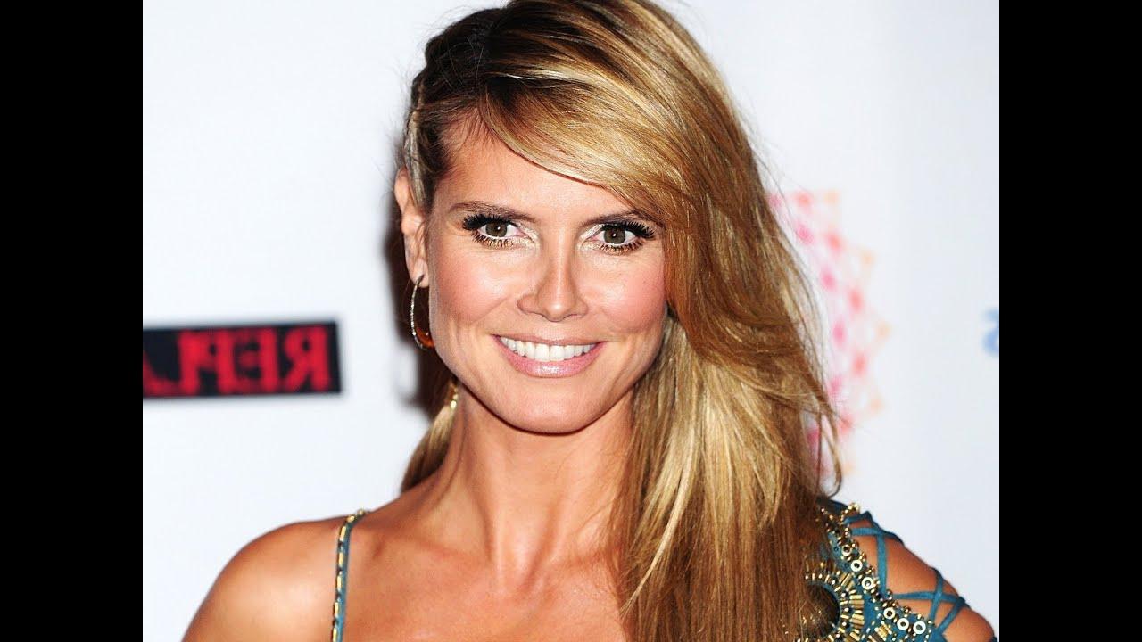 Heidi Klum Hairstyles – Youtube With Heidi Klum Short Haircuts (View 17 of 25)