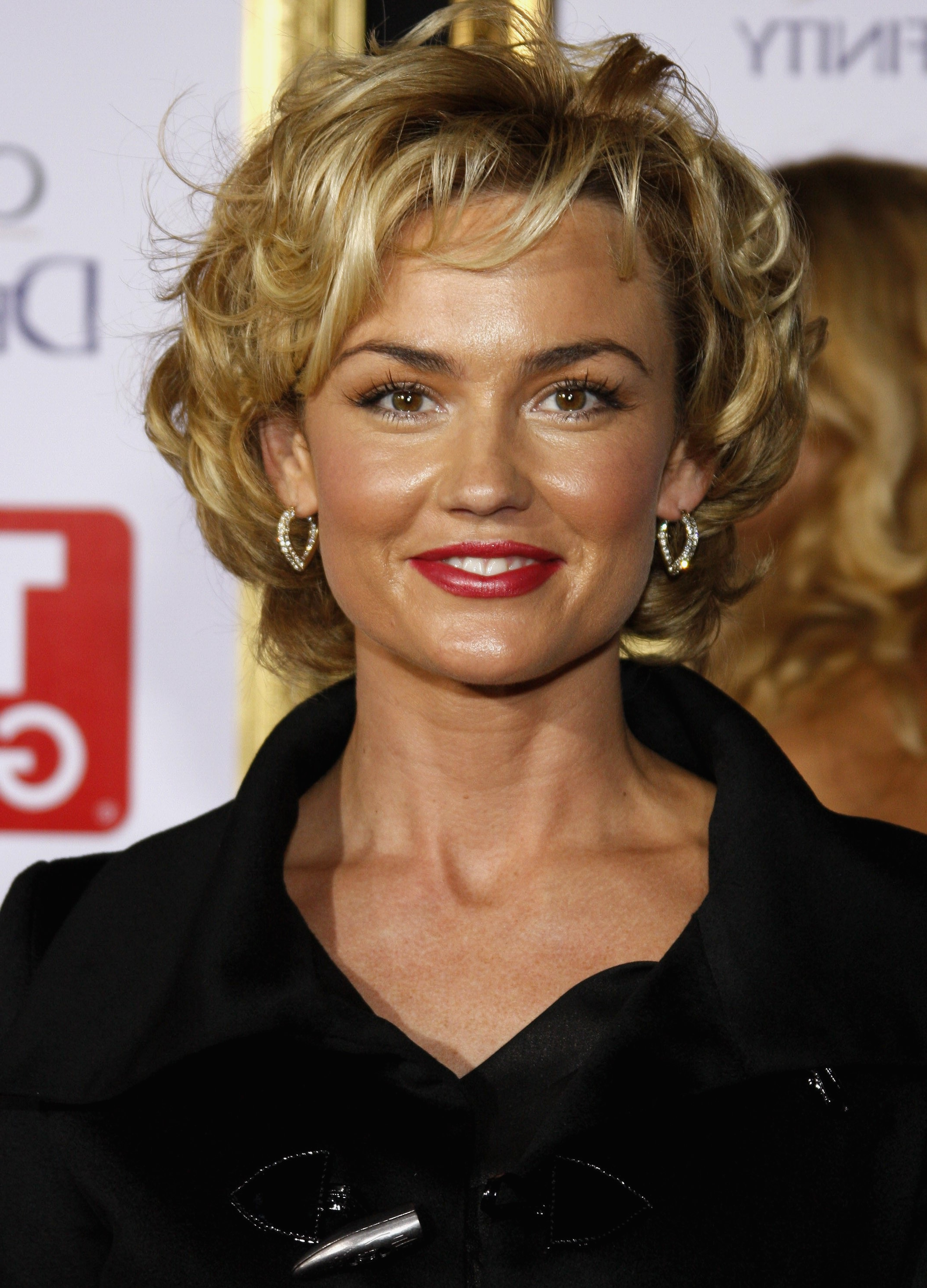 Here Are Some Short Hairstyles For Mature Women Who Are Working In Mature Short Hairstyles (View 22 of 25)