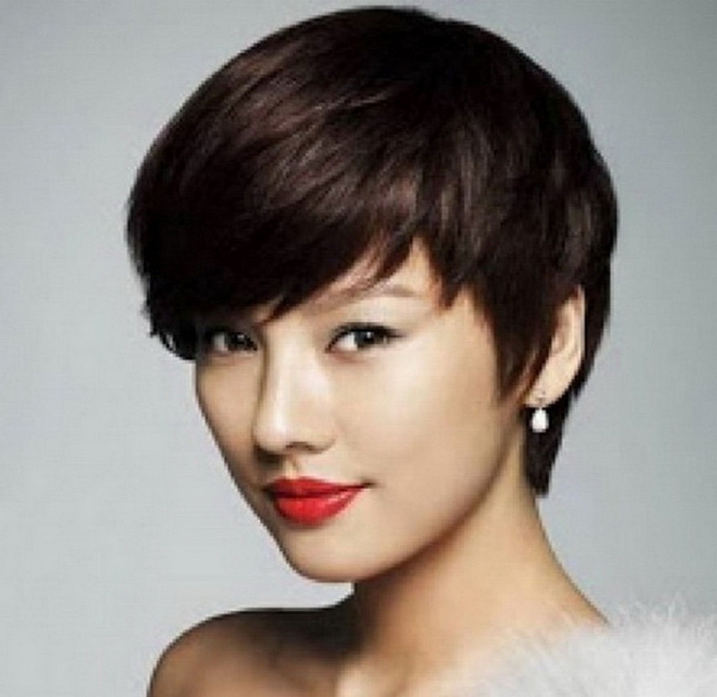 Here's What No One Tells You About Girl Short Hairstyles | Girl In Short Hairstyle For Asian Girl (View 19 of 25)