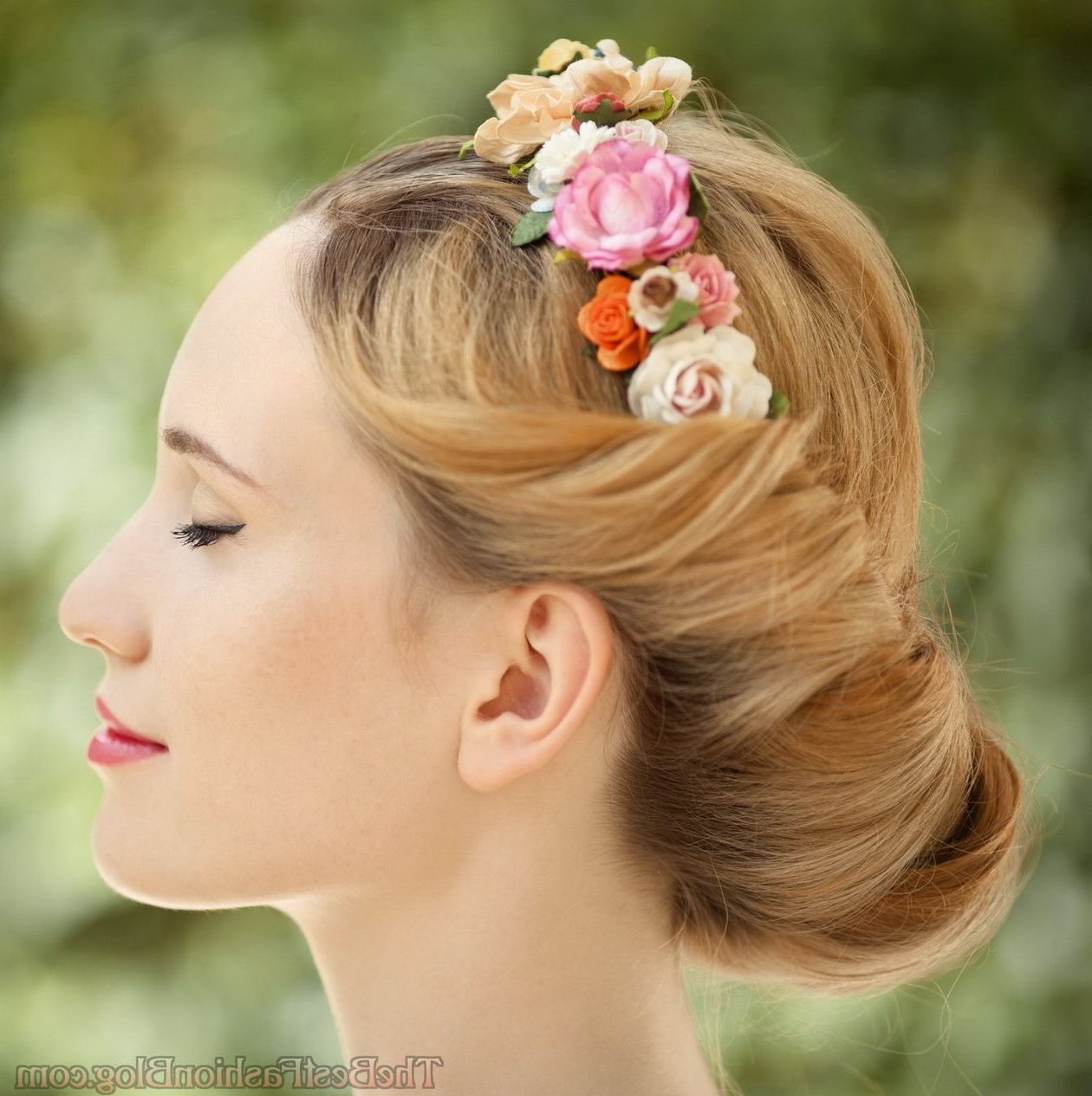 Hippie Hairstyles – 27 Cute Hairstyles For Hippie Girls Intended For Hippie Short Hairstyles (View 2 of 25)
