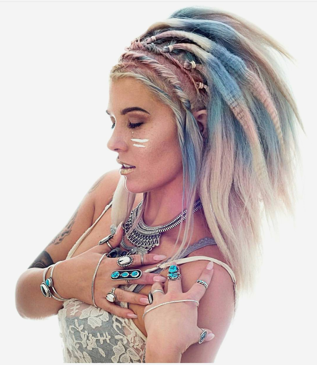 Hippie Hairstyles For Short Hair – Hairstyles 2018 Inside Hippie Short Hairstyles (View 3 of 25)