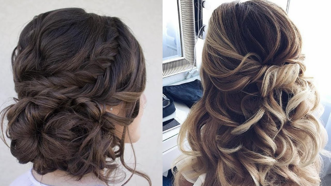 Homecoming Hair Trends, Hairstyles & Ideas – Youtube In Homecoming Short Hairstyles (View 5 of 25)