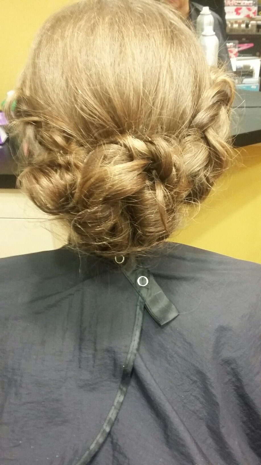 Homecoming Hairstyle | Hair | Pinterest | Hair Styles, Homecoming Throughout Homecoming Short Hairstyles (View 13 of 25)