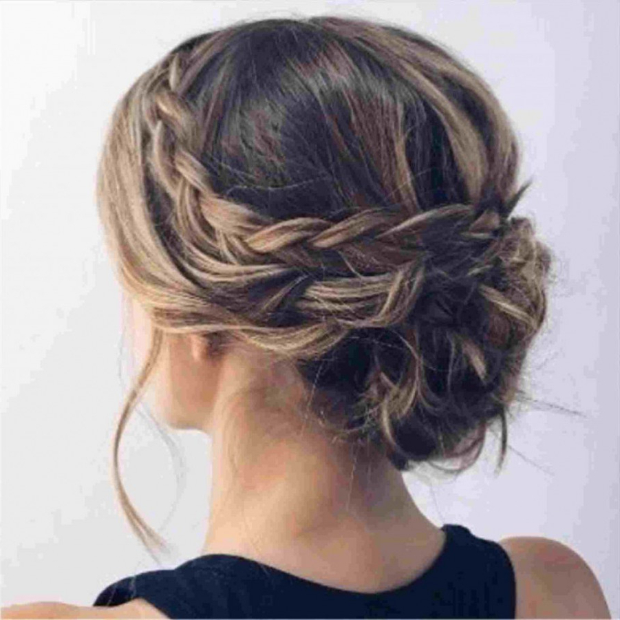 Homecoming Hairstyles For Short Hair | Best Hairstyles And Haircuts In Cute Hairstyles For Short Hair For Homecoming (View 8 of 25)