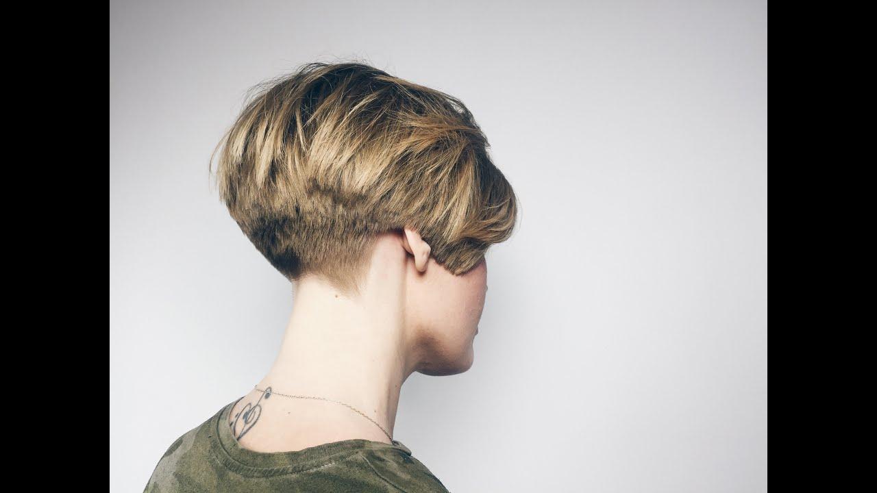 How To Cut Classic Short Graduation – Youtube For Hairstyles For Short Hair For Graduation (View 18 of 25)