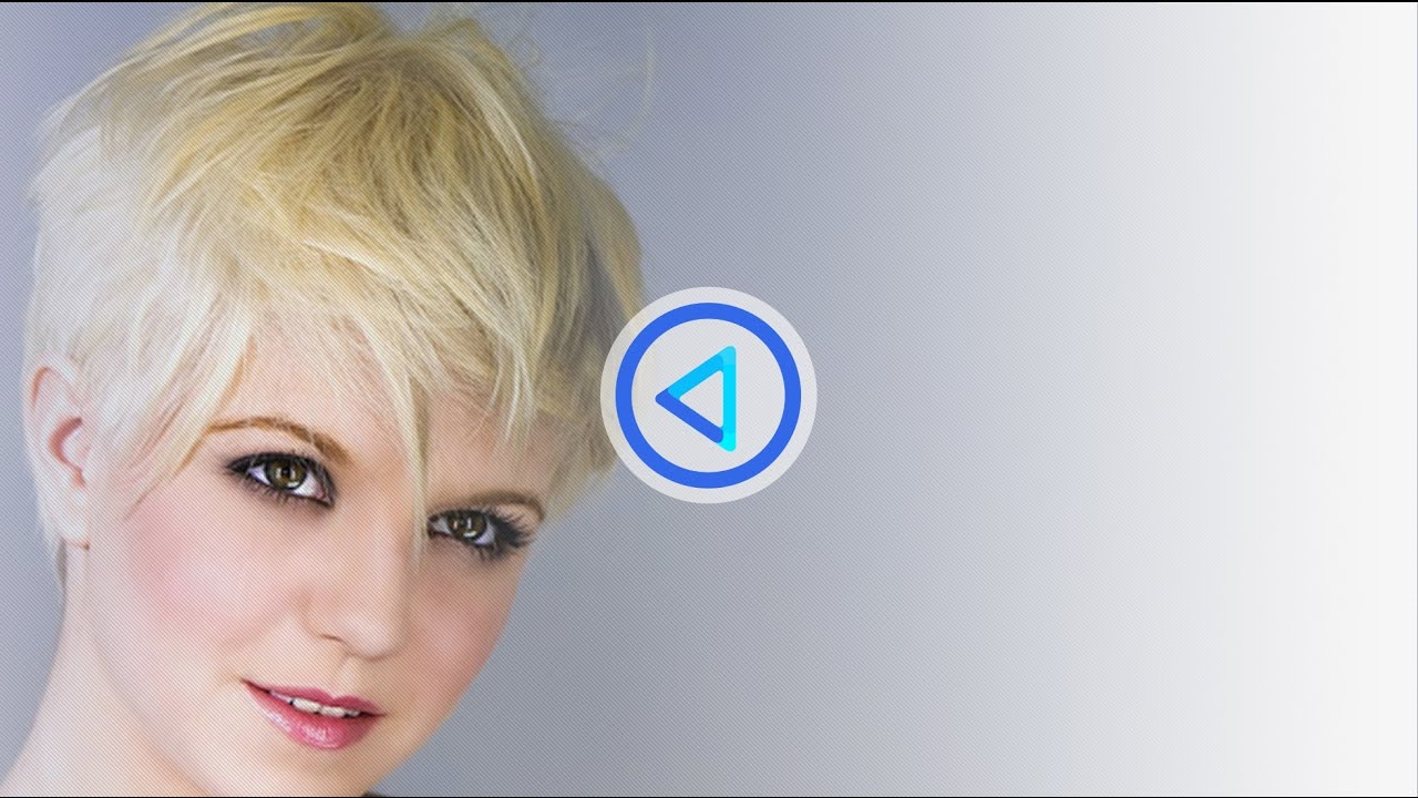 How To Cut Women's Short Hair — Short Graduated Layered Haircut Intended For Short Hairstyles Covering Ears (View 21 of 25)