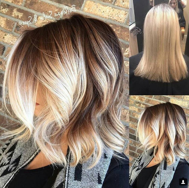 How To: Dimension Perfection | Salons, Hair Coloring And Hair Cuts With Regard To Short Bob Hairstyles With Dimensional Coloring (View 6 of 25)