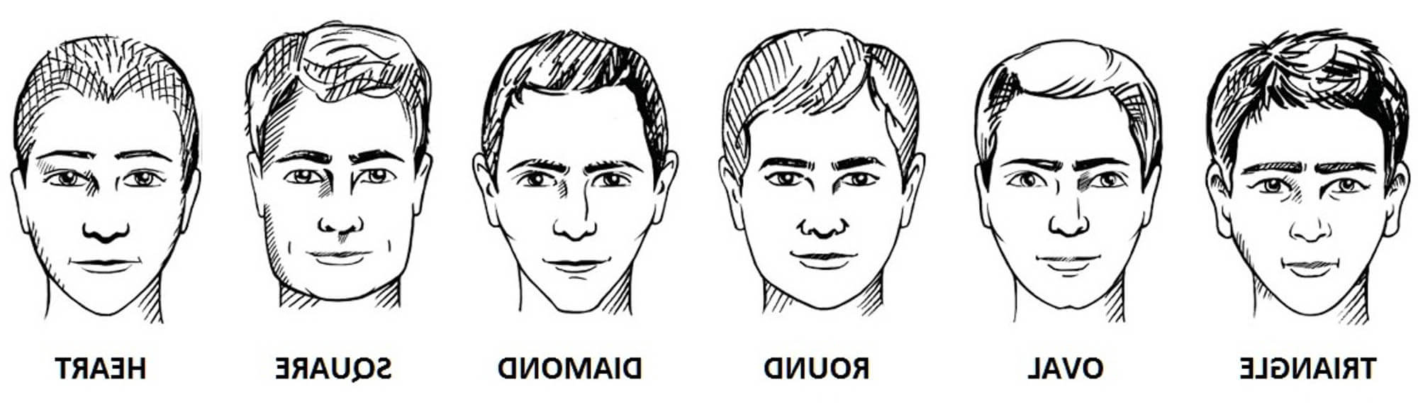 How To Get The Best Haircut For Your Face Shape — Gentleman's Gazette In Short Haircuts For Different Face Shapes (View 12 of 25)