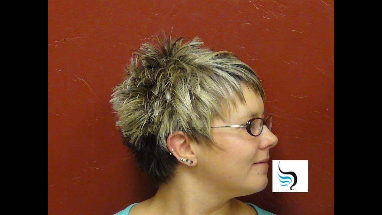 How To Style Asymmetrical Hairstyles) And Haircut Tutorials – Youtube With Regard To Asymmetrical Short Hairstyles (View 19 of 25)