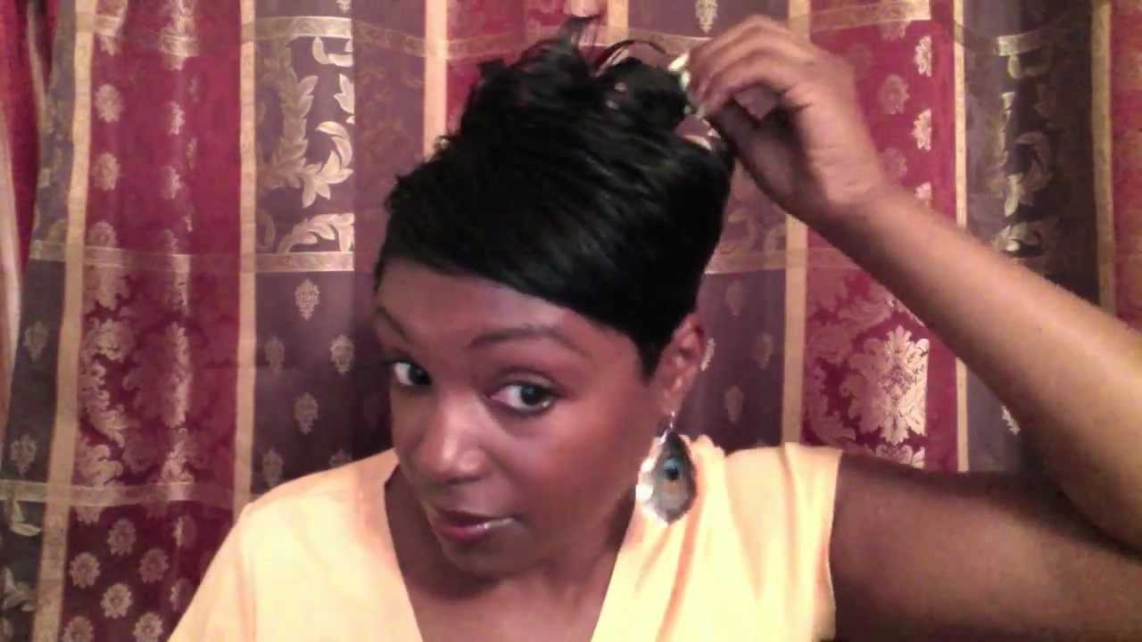 How To Style My Short Black Hair – Soft Spikes N' Flips (Woc/black Pertaining To Soft Short Hairstyles For Black Women (View 17 of 25)