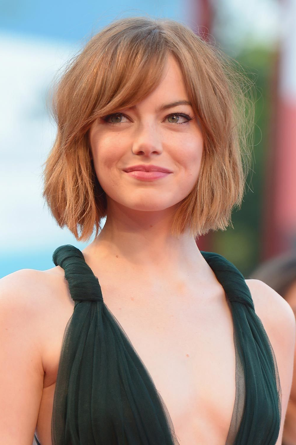 How To Style Your Summer Bob Like Charlize Theron   My Style Intended For Strawberry Blonde Short Haircuts (View 3 of 25)
