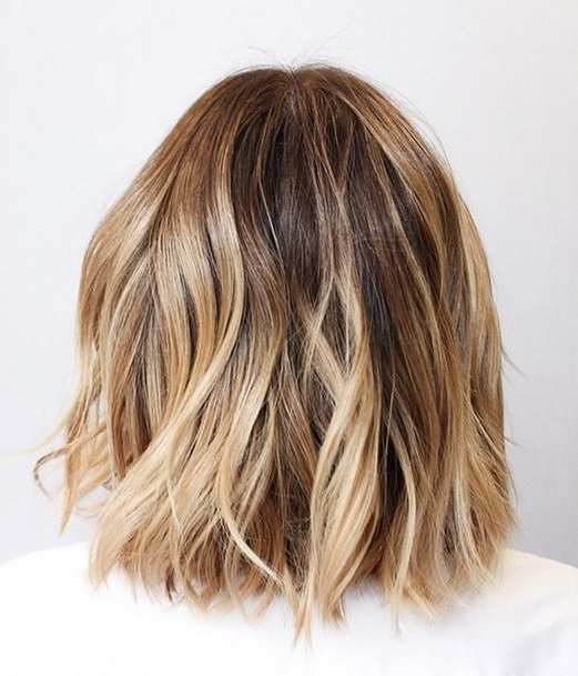 How To Wear The Bronde Hair Color On Your Bob – Hair World Magazine Regarding Wavy Bronde Bob Shag Haircuts (View 3 of 25)