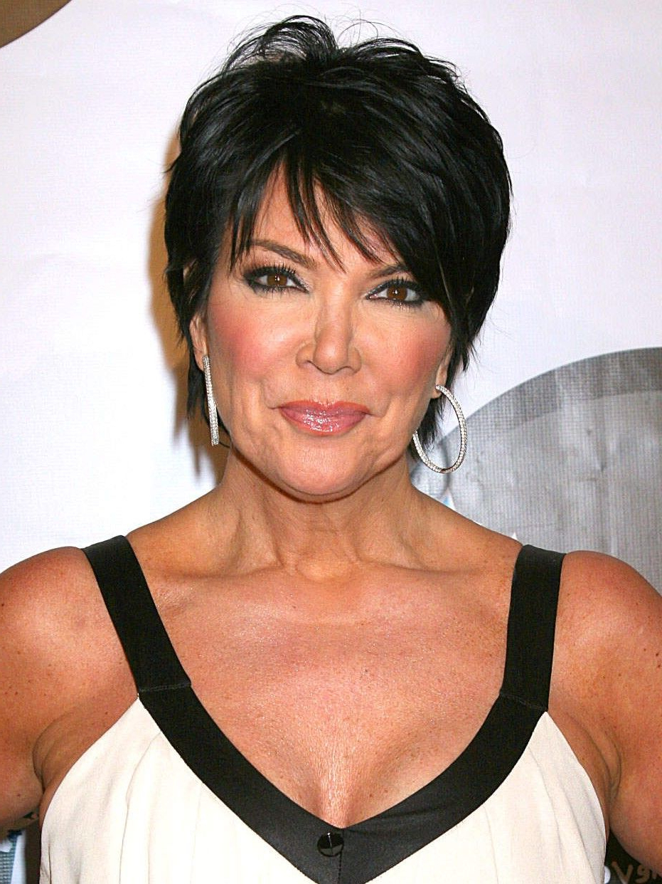 I Like The Cut | Hair Styles | Pinterest | Kris Jenner Haircut Intended For Short Haircuts Kris Jenner (View 3 of 25)