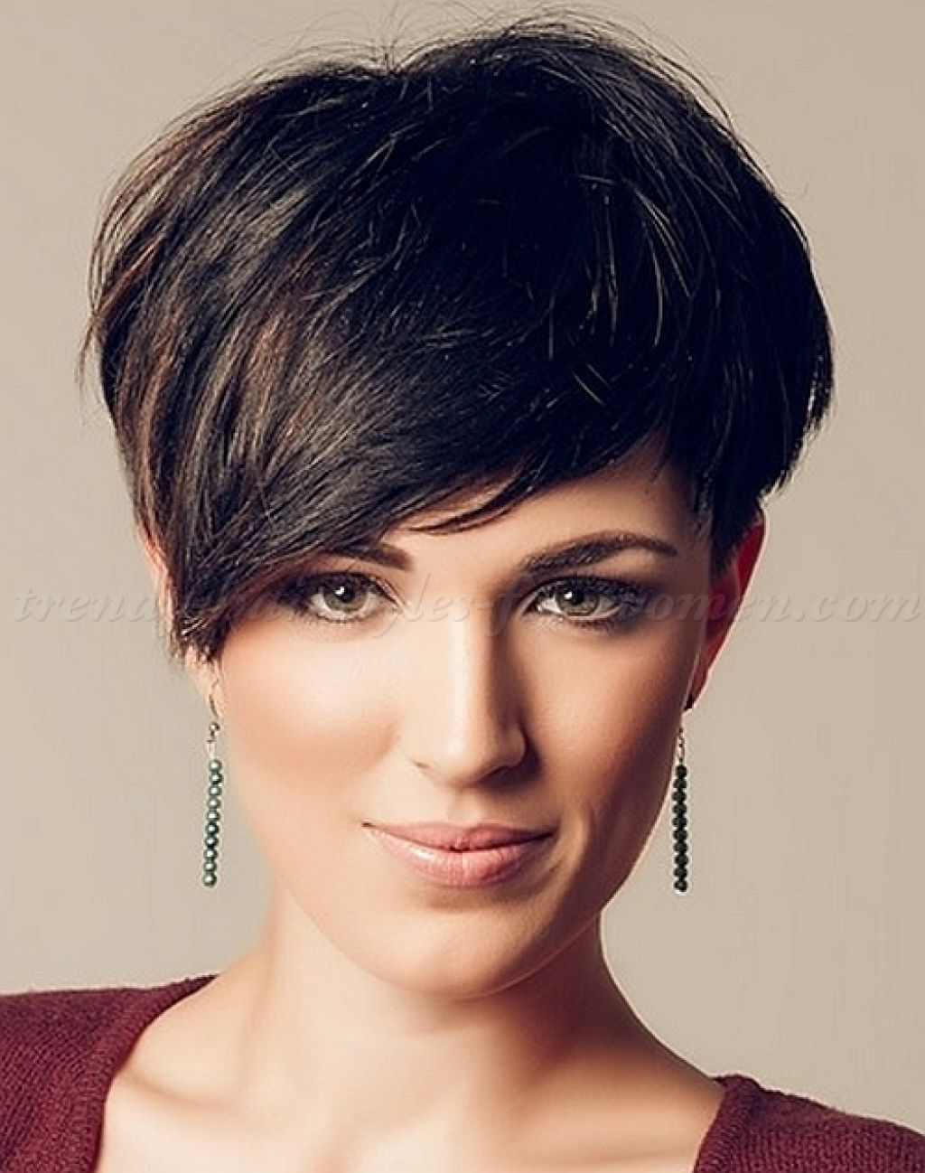 Image Result For Asymmetrical Short Haircuts | Look | Pinterest For Asymmetrical Short Hairstyles (View 6 of 25)